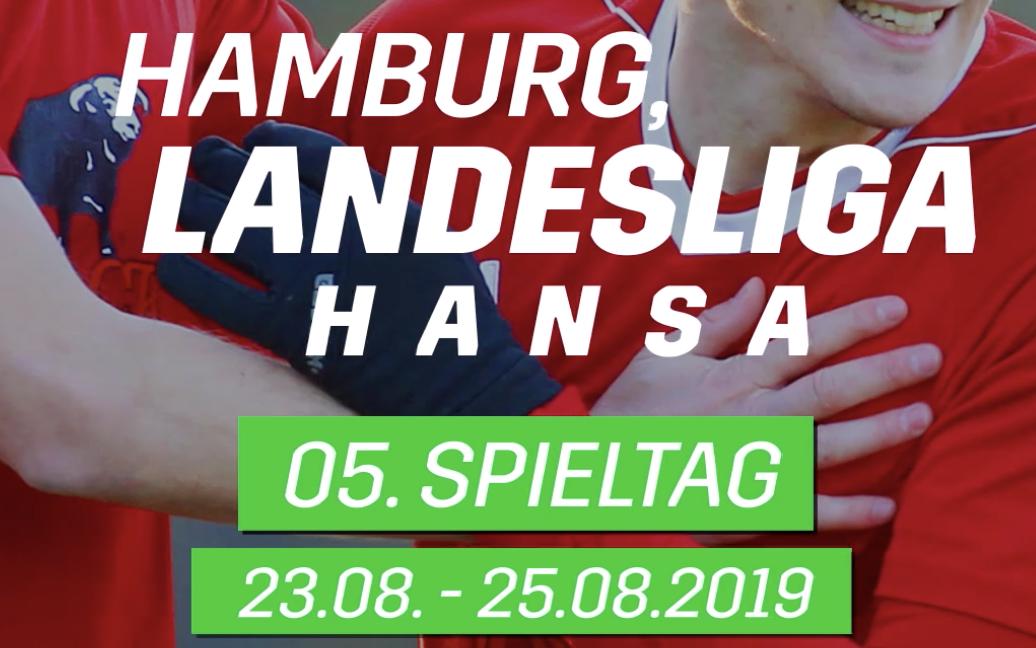 Vorschau auf den fünften Spieltag der Landesliga Hansa