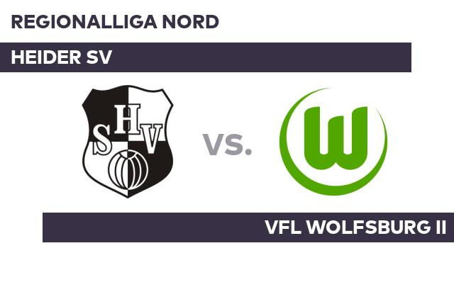 Heider Sv Vfl Wolfsburg Ii Hsv Empfangt Wolfsburg Ii Fussifreunde Hamburg