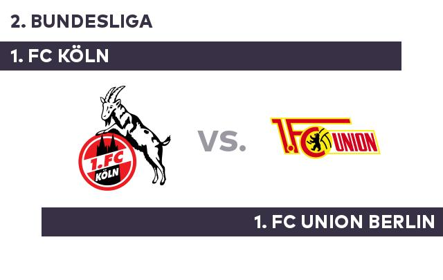 1 Fc Köln 1 Fc Union Berlin Union Berlin Gibt
