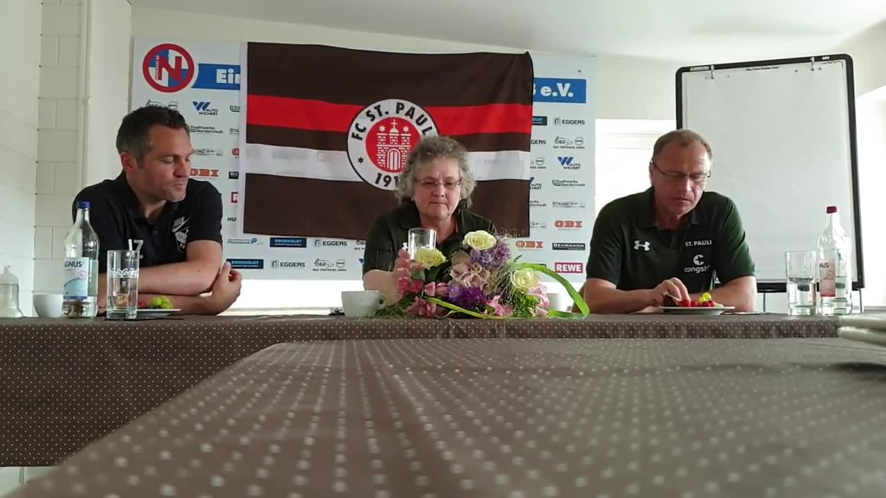 Gerettet! Die U23 des FC St. Pauli und der TSV Havelse spielen befreit auf - die PK nach dem letzten Saisonspiel